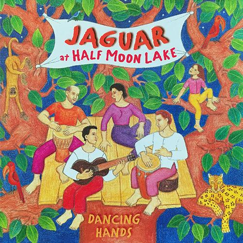 Jaguar at Half Moon Lake