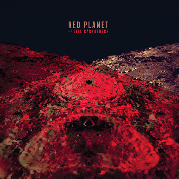 red planet with bill carrother